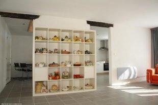Doorkijk naar keuken vanuit woonkamer <br>Doorkijk naar keuken vanuit woonkamer
