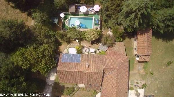 Holiday rental: Holiday rental in SW France for 6 persons with private heated pool. for your holidays in Dordogne (France)