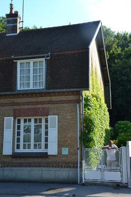 Vakantiehuis: Picardie, Baie de Somme in Saint Valery sur Somme, aan het begin van de haven ligt ons familievakantiehuis, authentiek en met terras en tuin te huur voor uw vakantie in Somme (Frankrijk)