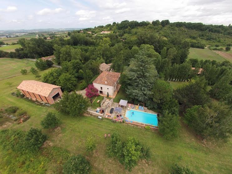 Vakantiehuis: Vakantie villa Thoumazet waar vakantie onthaasten en genieten is! te huur voor uw vakantie in Lot et Garonne (Frankrijk)