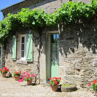 Vakantiehuis: Rural Gite in Loire Valley France for 2 persons