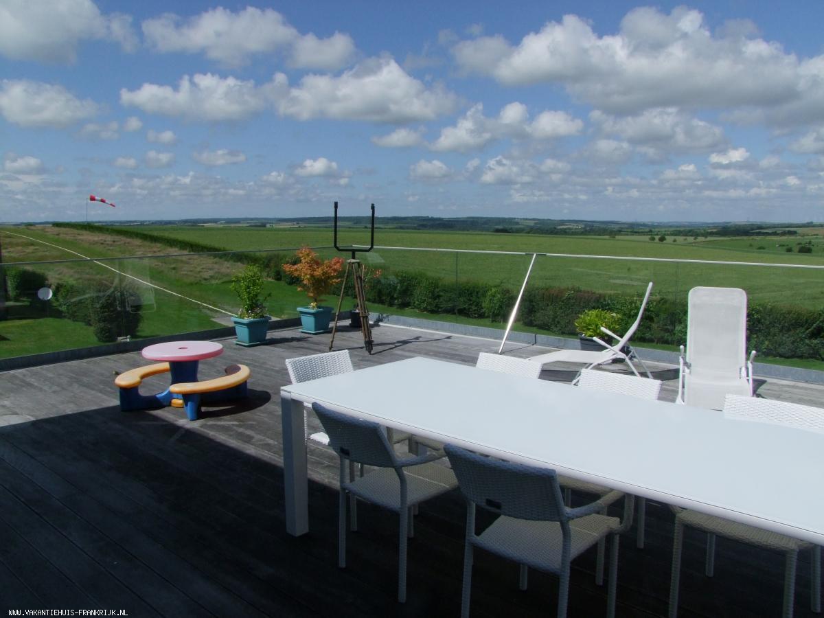 Vakantiehuis: Chalet Verchocq in een oase van rust. te huur voor uw vakantie in Pas de Calais (Frankrijk)