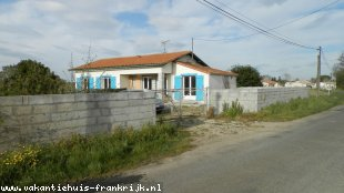 Vakantiehuis in Royan