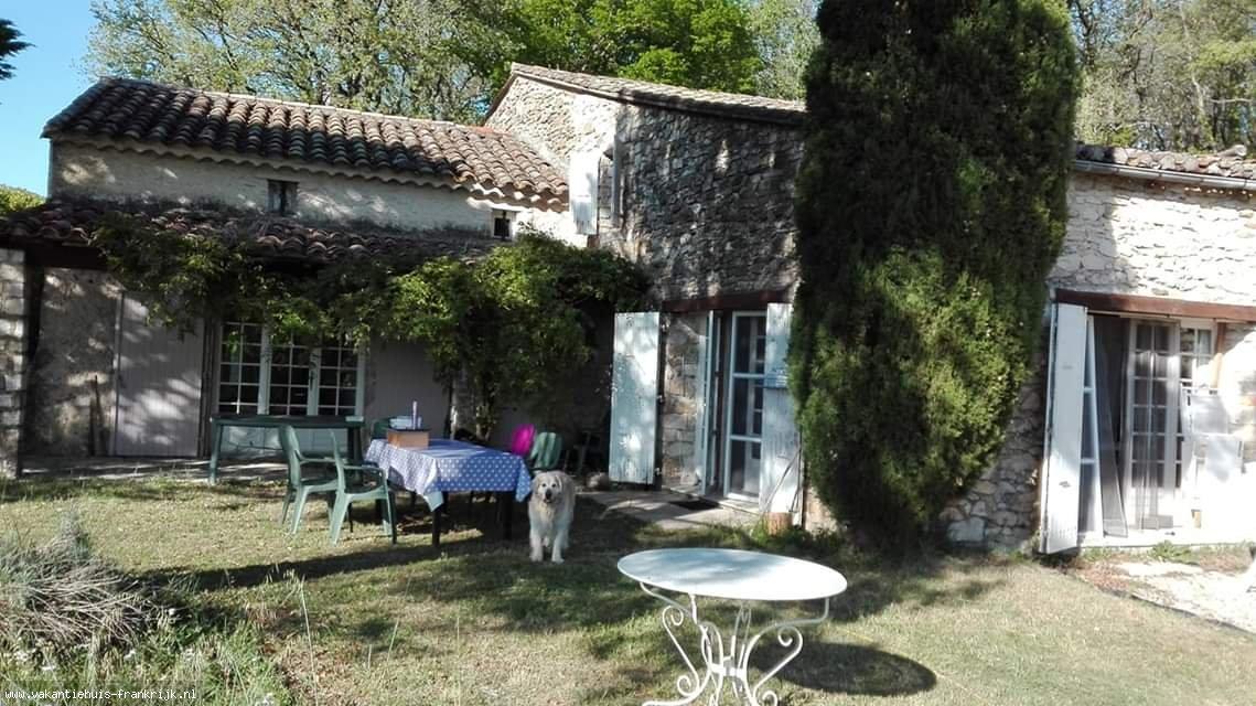 Vakantiehuis: Droomhuis in Drôme Provencale te huur voor uw vakantie in Drome (Frankrijk)