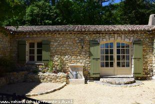 Vakantiehuis: Mas de la Badiane : uw oase van rust in Provence, met prachtig uitzicht op de Mont Ventoux.