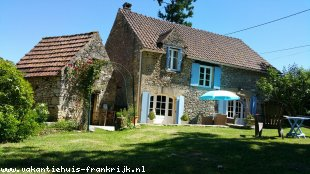 Vakantiehuis in Tourtoirac