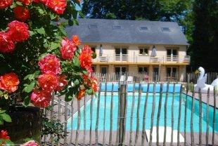 5 individuel appartement met zicht op tuin en zwembad (5x10)