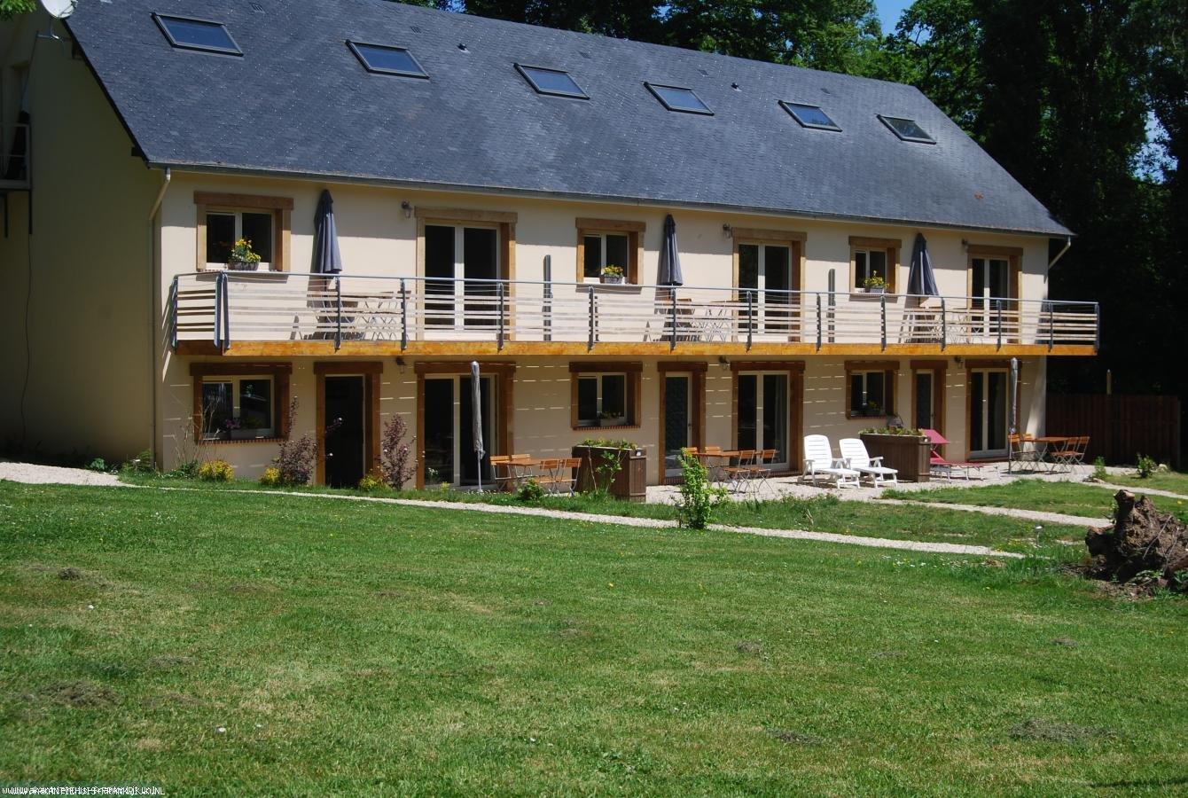 Vakantiehuis: Dichtbij, anders... Historisch en culinair Normandië... te huur voor uw vakantie in Seine Maritime (Frankrijk)