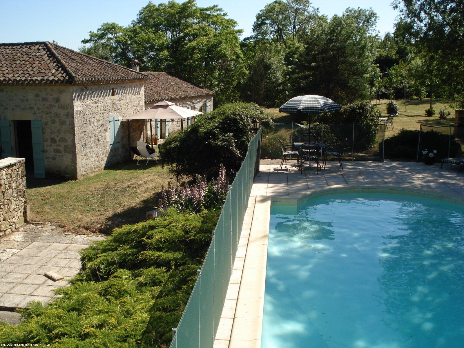 Vakantiehuis: Welkom in het land van Pruimen en Foie Gras! te huur voor uw vakantie in Lot et Garonne (Frankrijk)