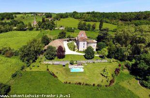 Vakantiehuis in Ville Franche du Perigord