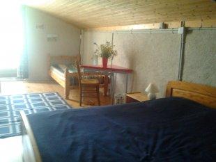 kamer kleine huisje