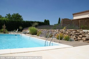 Vakantiehuis: Dubbel Villa (2011) met zwembad in zuid Ardèche te huur in Ardeche (Frankrijk)