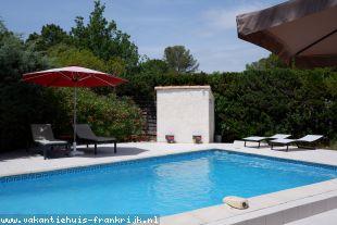 Vakantiehuis: Heerlijk villa met zwembad tussen st Tropez en Cannes