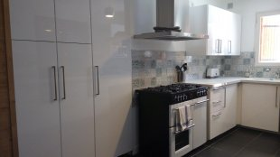 Kitchen <br>the kitchen is new as of 2019 offering superb facilities for self catered holidays