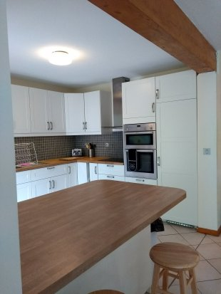Kitchen <br>Fabulous, modern and well equipped kitchen