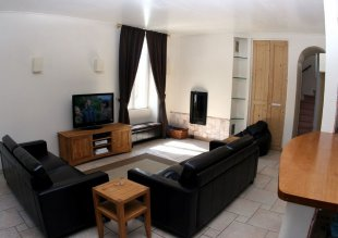 TV Sitting area