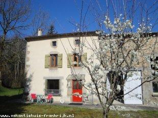 Vakantiehuis in Le Mayet de Montagne