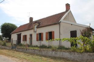 Vakantiehuis: Vitray - Woonboerderijtje aan de rand van het bos op 1 hectare terrein. ** NIEUW ** te huur in Allier (Frankrijk)