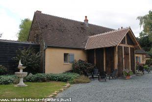 Vakantiehuis: Preveranges – Ruime woonboerderij met gite op 4.7ha te huur in Cher (Frankrijk)