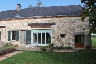 Vakantiehuis: Tercillat -  Compleet verbouwde woonboerderij op 1,5 hectare grond. ** NIEUW ** te huur in Creuse (Frankrijk)