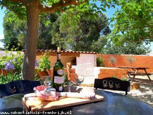 Gite te huur in Aude voor uw vakantie in Zuid-Frankrijk.