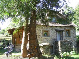 Huis te huur in Correze en binnen uw budget van  300 euro voor uw vakantie in Midden-Frankrijk.