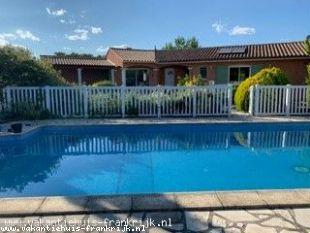 Huis te huur in Aude is geschikt voor gezinnen met kinderen in Zuid-Frankrijk.