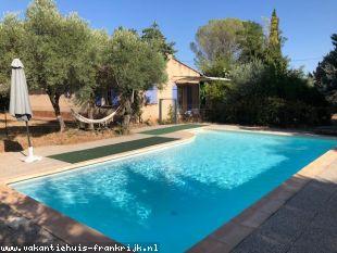 vakantiehuis in Frankrijk te huur: Heel charmant huis met aparte studio met eigen ingang+ airco voor volledige privacy vrienden,(groot)ouders etc.