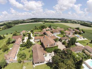 Aerial view Longeveau
