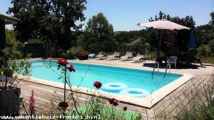Vakantiehuis: Rust en ruimte: Ons vakantiehuis bevindt zich op een unieke plek in Zuid-Frankrijk, middenin een prachtig natuurgebied