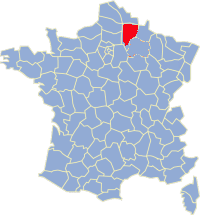 Departement Aisne