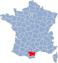 departement Aude