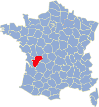 Charente Frankrijk