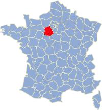 Departement Eure et Loir