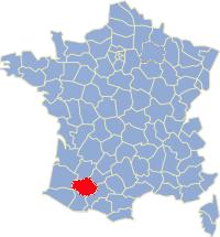 Gers Frankrijk