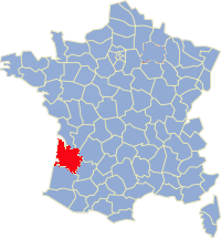Departement Gironde