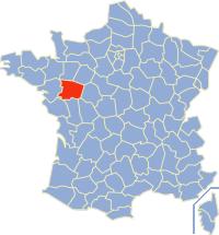 Departement Maine et Loire