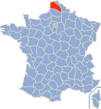 Departement Pas de Calais