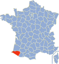 Pyreneeen Atlantiques