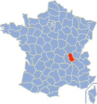 Departement Rhone