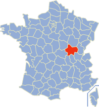 Saone et Loire Frankrijk