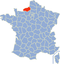 Departement Seine Maritime
