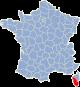 Corse du Sud in de Provence