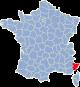 Alpes Maritimes in de Provence