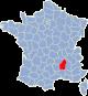 Ardeche in de Provence