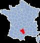Aveyron Frankrijk