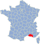Bouches du Rhone Frankrijk