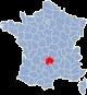 Cantal Frankrijk
