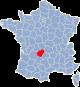 Corrèze Frankrijk