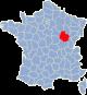 Cote d'Or Frankrijk